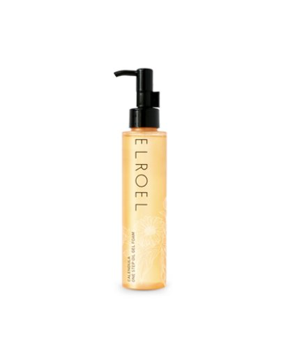 ELROEL CALENDULA ONE STEP OIL GEL FOAM